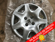 """Peugeot 207 307 15/"""" rueda Recorte Tapacubos Nuevo 5416H5 Original"""