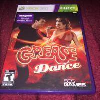 GREASE DANCE NTSC US VERSION XBOX 360 UK EUROPE BUYERS READ THE ITEM DESCRIPTION