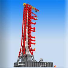 MOC Bricks  NASA Saturn V Launch Umbilical Tower Space Apollo(Singapore Seller)