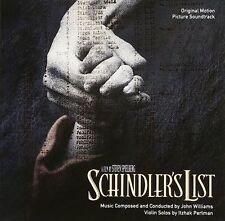 Schindler's List Soundtrack CD NEW SEALED John Williams