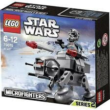 LEGO Star Wars 75075 AT-AT Walker alfiere Planet Hoth MICROFIGHTERS serie 2
