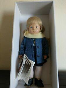 "14"" Vintage MIB Sylvia Natterer Fanouche And Friends Doll for Gotz"