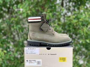 Timberland x Marni Limited Rare Kith Supreme BBC CNCPTS Italy Exclusive size 10