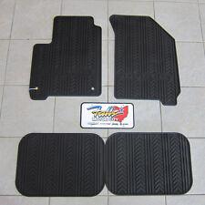 2012-2017 Dodge Journey All Weather Slush Mat Floor Mat Set Mopar OEM