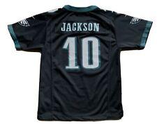 Philadelphia Eagles DeSean Jackson Nike Jersey Youth Large On Field Green