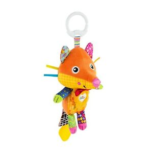 Lamaze Flannery The Fox Baby Pram Toy Teether Soother Sensory Toy NEW