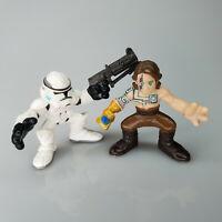 🔥 Anakin Skywalker (Darth Vader) & Clone Trooper Star Wars Galactic Heroes