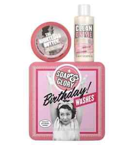 Soap & Glory Birthday Wishes Body Gift Set