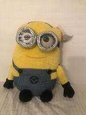 Soft Minions Buddy Cuddle Pillow Despicable Me Dave Universal Studios Kids w/tag