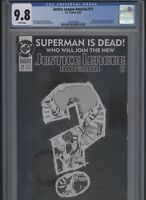 Justice League America #71 CGC 9.8 DAN JURGENS of 1993