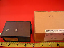 Pepperl Fuchs DK20-9,5/B/110/124 Photoelectric Sensor DK2095B110124 418082 used