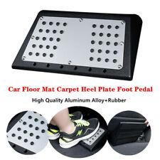 1PCS Car SUV Back Seat Rest Pedal Trim Floor Carpet Mat Relieve Leg Fatigue Pad