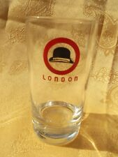 LONDON - VERRE BAR BISTROT - GLAS GLASS  - TBE