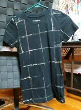 Volcom Solid Black Shirt size Small Juniors