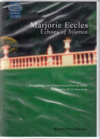 Marjorie Eccles Echoes Of Silence 8 Cassette Audio Book Family Betrayal FASTPOST