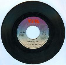 Philippines REGINE VELASQUEZ Urong-Sulong OPM 45 rpm Record