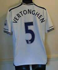 Tottenham Hotspur Home Football Shirt 2013-2014 VERTONGHEN 5 medium men's#1439R