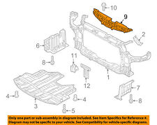 KIA OEM Forte Radiator Core Support-Sight Shield Splash Cover Panel 86356A7000