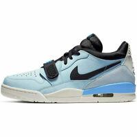 Nike Air Jordan Legacy 312 Low Pale Blue Shoes UNC ( Size 10.5 ) CD7069-400