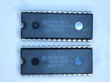 """HM62256ALP-12  """"Original"""" Hitachi 28P DIP RAM IC  2 pcs"""