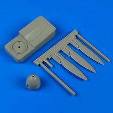 QUICKBOOST QB48567 Propeller w/Tool for Hobbyboss® Kit Ta152C in 1:48