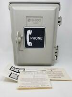 Gai-Tronics Series 255 Weatherproof Phone Enclosure