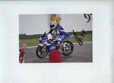 Adrian Martin Aprilia 125 Moto GP Quatar 2010 Signed