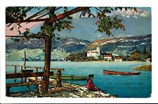 CPA-Carte postale-  FRANCE -Annecy  le Lac- S4192