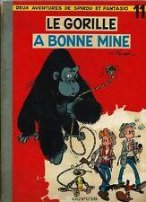 EO 1959 FRANQUIN DEUX AVENTURES DE SPIROU & FANTASIO : LE GORILLE A BONNE MINE