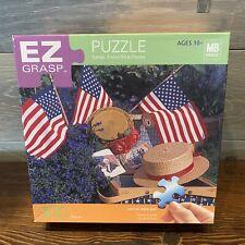Puzzle EZ Grasp 300 Pieces Patriotic Picnic