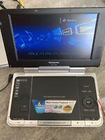 "Panasonic DVD-LS80 Portable DVD Player (8.5"")"
