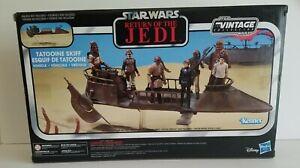 Hasbro Star Wars Vintage Collection Jabba's Tatooine Skiff Vehicle