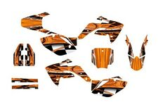CRF150R graphics kit 2007 2008 2009 2010 2011 2012 2013 2014 2015 #2001 Orange