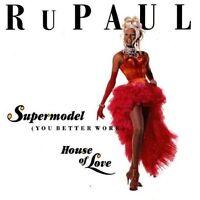 RuPaul Supermodel.. (1992) [Maxi-CD]