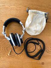Sony MDR V700 DJ Headband Headphones - Silver