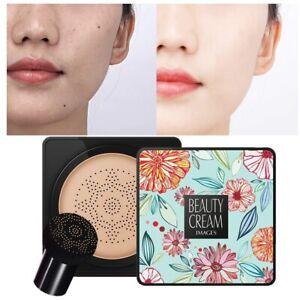BB Air Cushion Foundation Mushroom Head CC Cream Concealer Whitening Makeup Cosm