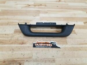 Jeep TJ Wrangler Passenger Grab Handle Bar Black Slate 2003 2004 2005 2006 26046