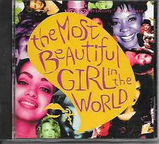 PRINCE - The most beautiful girl in the world CD SINGLE 2TR US Release 1994 NPG