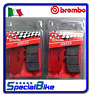 KTM SUPERDUKE R 1290 2014 > BREMBO SA SINTERED BRAKE PADS 2 SETS