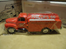 """PHILLIPS """"66"""" #2 1951 FORD FUEL TANKER FIRST GEAR #19-1034"""