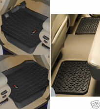 Floor Liner Mats Kit for F150 EXT CAB 2004-2008 82987.21 Rugged Ridge