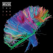 MUSE THE 2ND LAW CD NUOVO SIGILLATO!!