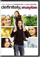 Definitely, Maybe (DVD, 2008, FS) - New