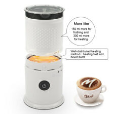 DEVISIB Fully Automatic Cappuccino Milk Frother White
