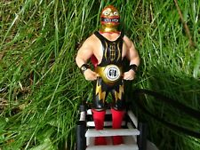"""beer tap handle lucha libre, Don Gordo 10.5"""" new in box."""