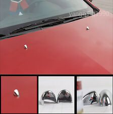 Sprinkler Head Water Spray Wiper Nozzle cover trim For Chevrolet Cruze 2009-2015