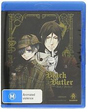 Black Butler: Book Of Murder (Ova) (2016, REGION ALL Blu-ray New)