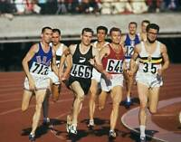 Track Field 1964 Summer Olympics New Zealand Peter Snell 1964 OLD PHOTO 5