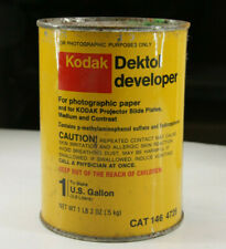 Kodak Dektol Developer 1lb 2oz Medium & Contrast CAT 146 4726 - Sealed Can - P17