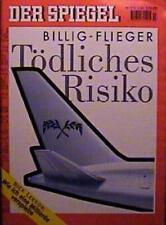 SPIEGEL 7/1996 Billig-Fluggesellschaften und ihre Risiken